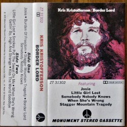 Kris Kristofferson- Border Lord