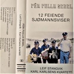 12 feiende sjømannsviser- Leif Stangvik