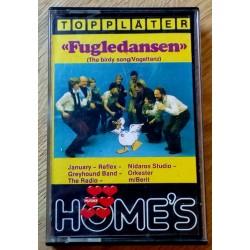 Fugledansen (kassett)