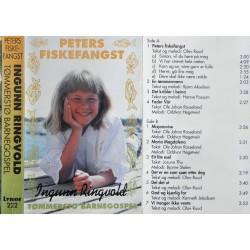 Peters fiskefangst- Ingunn Ringvold