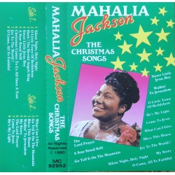 Mahalia Jackson- The Christmas Songs