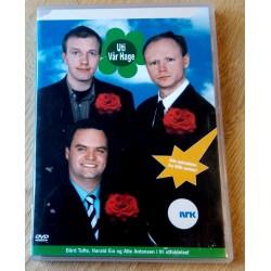 Uti Vår Hage - Alle episodene fra NRK-serien! (DVD)