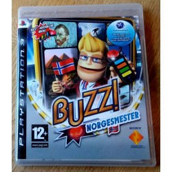 Playstation 3: Buzz! Norgesmester