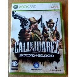 Xbox 360: Call of Juarez - Bound in Blood (Ubisoft)