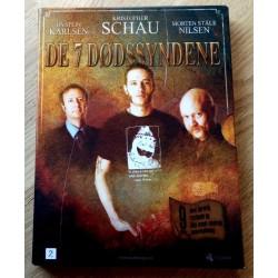 De 7 dødssyndene (DVD)