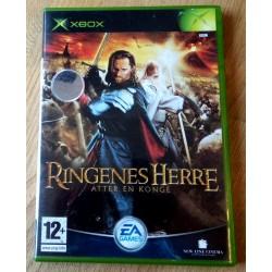Xbox: Ringenes Herre - Atter en konge (EA Games)