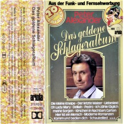 Peter Alexander- Das goldene Schlageralbum