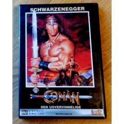 Conan - Den uovervinnelige (DVD)