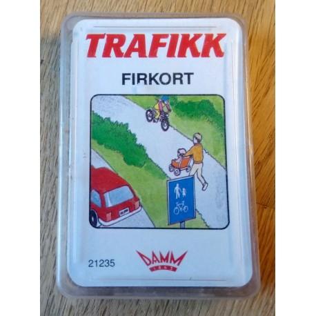 Trafikk - Firkort - Damm