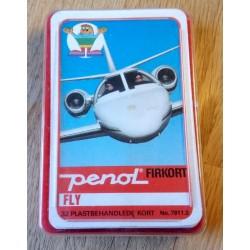 Penol - Fly - Firkort