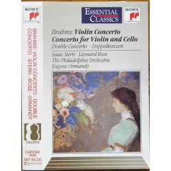 Johannes Brahms- Violin Concerto