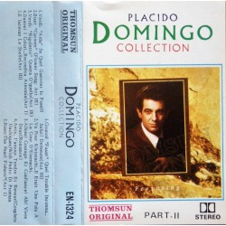 Placido Domingo Collection