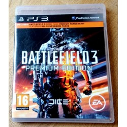 Playstation 3: Battlefield 3 - Premium Edition (EA Games)