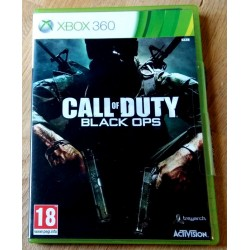 Xbox 360: Call of Duty - Black Ops (Activision)