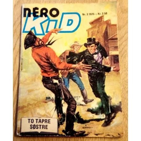 Nero Kid - 1975 - Nr. 3 - To tapre søstre