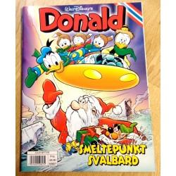 Donald - Smeltepunkt Svalbard (2018)