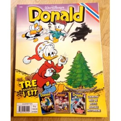 Donald - Gjensyn med de beste norske historie - Tre julehefter i ett!
