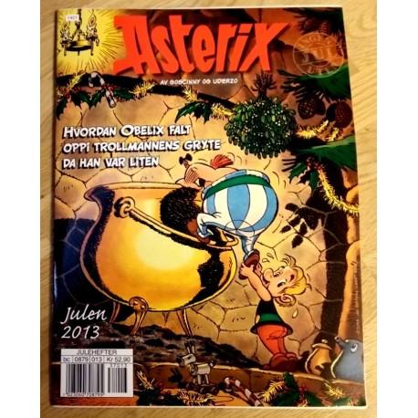 Asterix - Julen 2013 - Hvordan Obelix falt oppi trollmannens gryte da han var liten