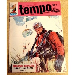 Tempo - 1970 - Nr. 4 - Bruno Brazil går til aksjon
