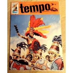 Tempo - 1973 - Nr. 49 - Europas beste tegneserier