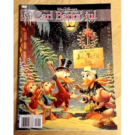 Carl Barks' jul - Frosset gull - Julen 2012