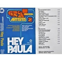 Hey Paula- Great Original Artistes 2