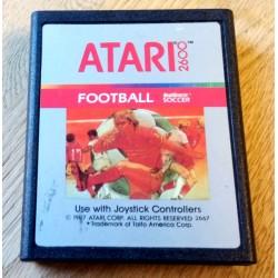 Atari 2600: Football - RealSports Soccer