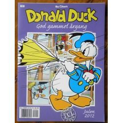 Donald Duck- God gammel årgang- Julen 2012