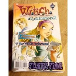 W.i.t.c.h. 2004 - Komplett årgang med bladene 1 til 12