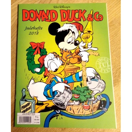 Donald Duck & Co - Julehefte 2018