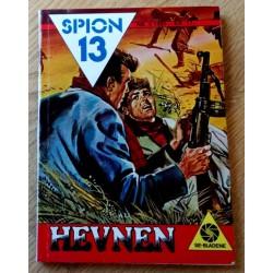 Spion 13: 1989 - Nr. 4 - Hevnen