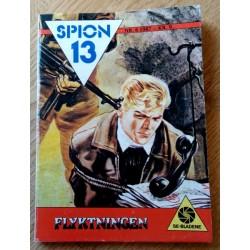 Spion 13: 1987 - Nr. 6 - Flyktningen