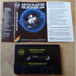Astro Blaster (Quicksilva) - ZX Spectrum