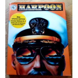 Harpoon - The Final War at Sea - NATO vs. USSR (Electronic Arts) - Amiga