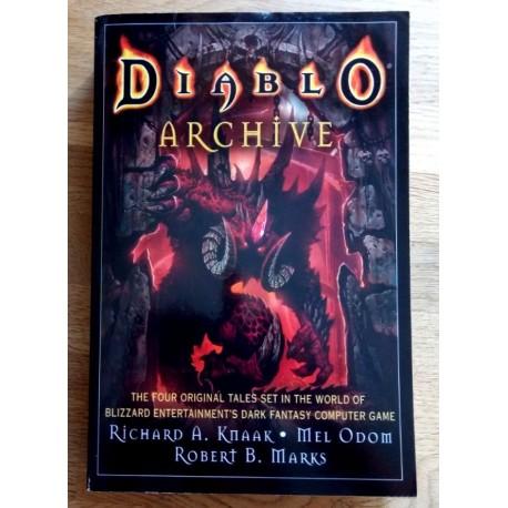 Diablo Archive - The Four Original Tales