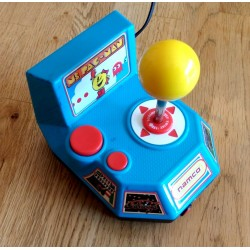 Namco Plug & Play TV Games - Ms. Pacman - 5 Games in 1 Joystick