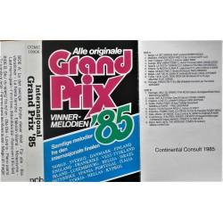 Grand Prix 1985 (La det swinge...)