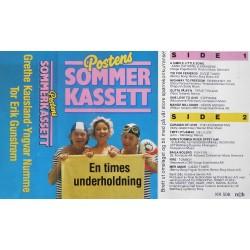 Postens Sommerkassett- (Dizzy Tunes m.fl.)