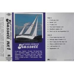 Viking- Askim Kassett nr. 1