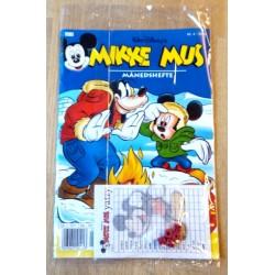 Mikke Mus Månedshefte - 2002 - Nr. 4 - Innplastet