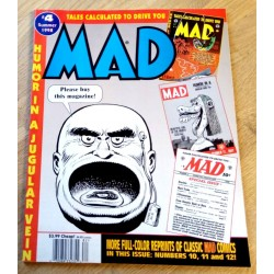 Tales calculated to drive you MAD - 1998 - Nr. 4 - Summer
