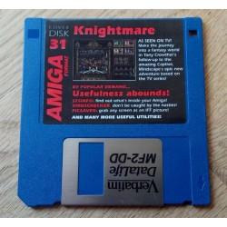 Amiga Format Cover Disk Nr. 31: Knightmare