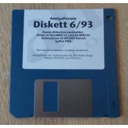 Amiga Forum - Diskett 6 / 1993