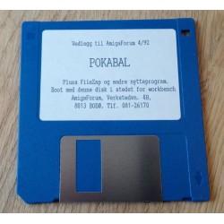 Amiga Forum - Diskett 4 / 1992