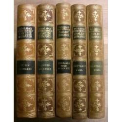 Hjalmar Christensen samlede romaner - Fra 1920 - 5 bind