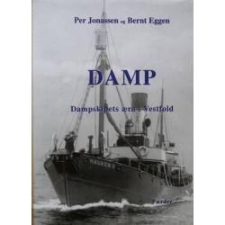 Per Jonassen: Dampskipets æra i Vestfold