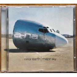 A-ha: Minor Earth/ Major Sky (CD)