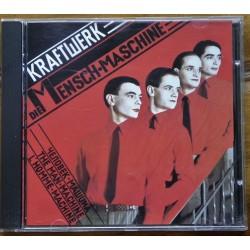 Kraftwerk- Die Mensch-Maschine (CD)