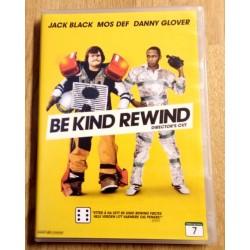 Be Kind Rewind - Director's Cut (DVD)