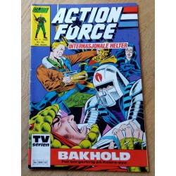 Action Force: 1990 - Nr. 2 - Bakhold